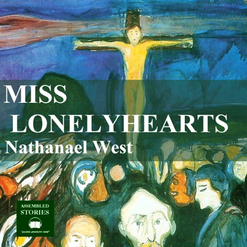 Miss Lonelyhearts audiobook cover art