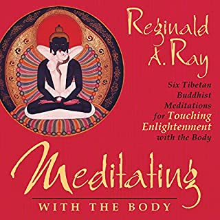 Meditating with the Body Titelbild