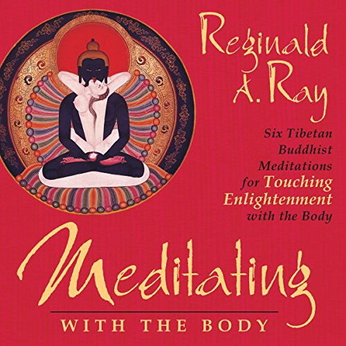 Meditating with the Body cover art