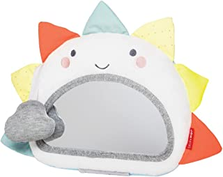 Skip Hop Silver Lining Cloud Baby Activity Mirror Baby Toy