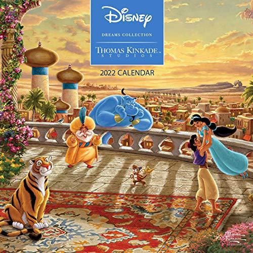 Thomas Kinkade: The Disney Dreams Collection – Sammlung der Disney-Träume 2022: Original Andrews McMeel-Kalender [Kalender] (Wall-Kalender)