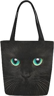 InterestPrint Fantastic Custom Canvas Tote Bag Shoulder Handbag
