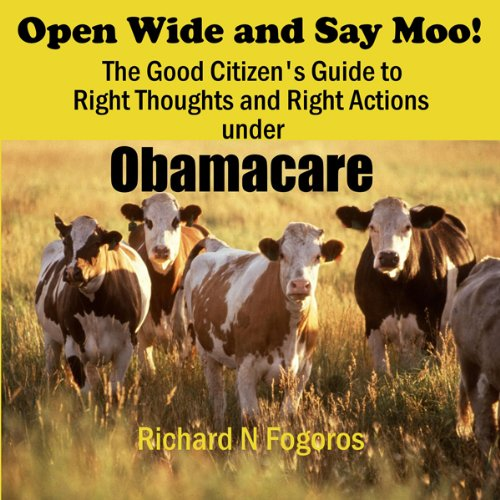 Open Wide and Say Moo! cover art