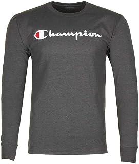 Champion Men's Classic T-Shirt, Script Logo