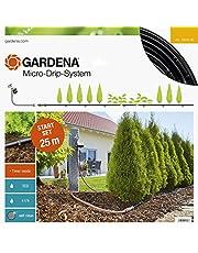 Gardena MDS Startset, plantenrijen