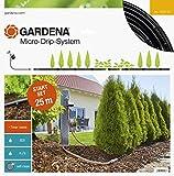 Gardena Start Set Pflanzreihen M automatic: Micro-Drip-System zur schonenden, wassersparenden Gartenbewässerung von...