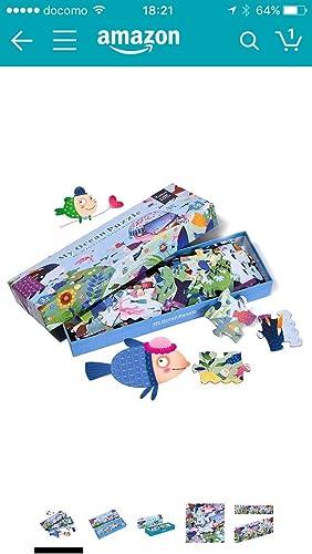 Andreu Toys md0083 deer My Ocean Puzzle, 45,5 15 6cm