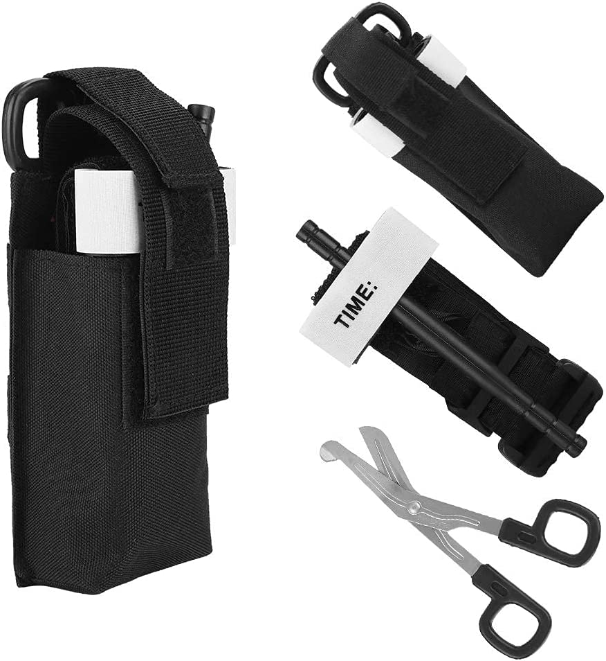 Emergency Buckle Blood Band Set Sales for sale Emerg Award-winning store Spinning Military Medical