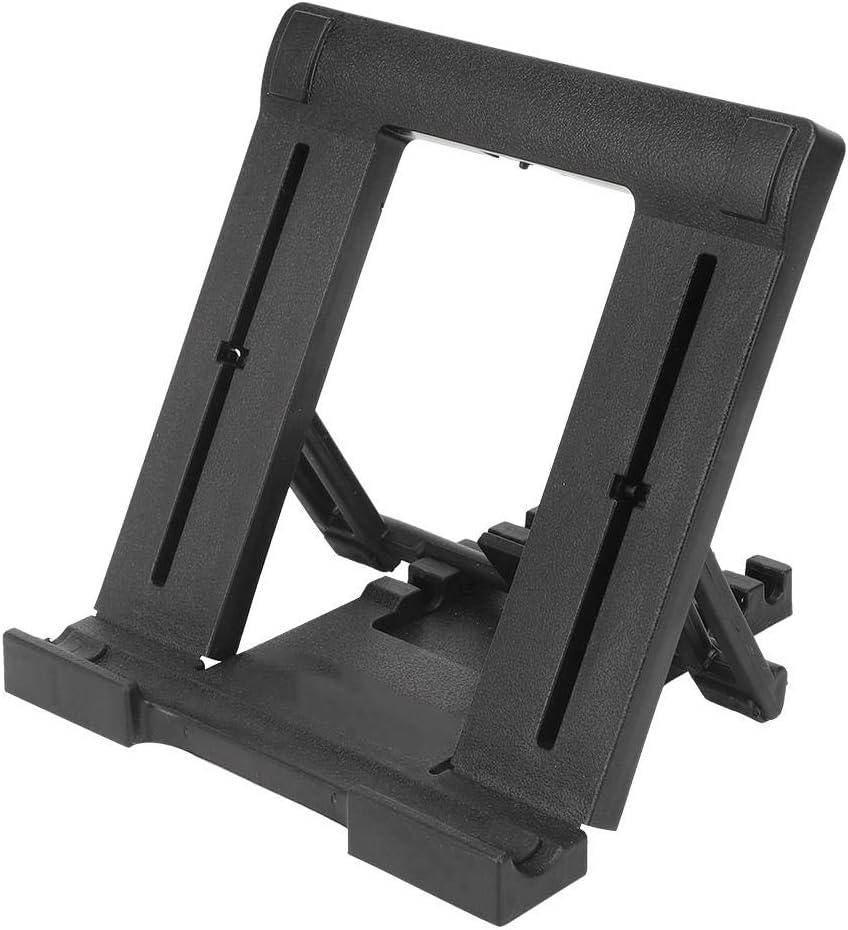 Gerioie 7-11 inch Mobile Phone Bracket, Desktop Tablet Bracket, for Phone Tablet E-reader Holder Mobile Phone Supplies(black)