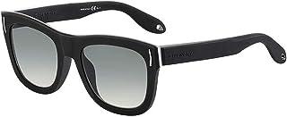 Givenchy Wayfarer Unisex Sunglasses /Gray GV7016S VET Size 52