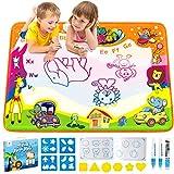 Betheaces Water Drawing Mat Aqua Magic Doodle Kids Toys Mess Free Coloring Painting Educational...