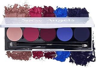 Dose of Colors SNOW ANGELS 5 Pan Matte Eyeshadow Palette