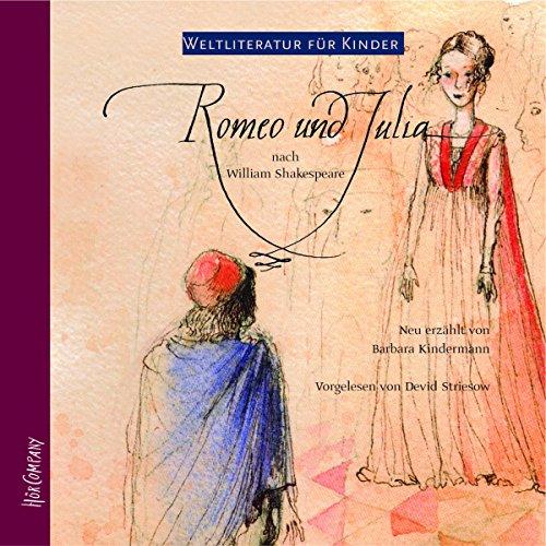 Romeo und Julia. Weltliteratur für Kinder Titelbild