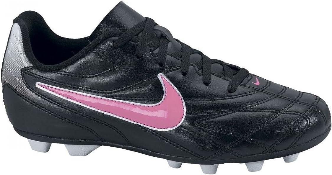 Jr Premier 3 FG-R Girls Store Shoes- Black Manufacturer OFFicial shop Soccer Rose