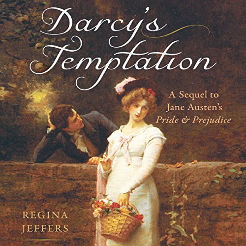 Darcy's Temptation audiobook cover art