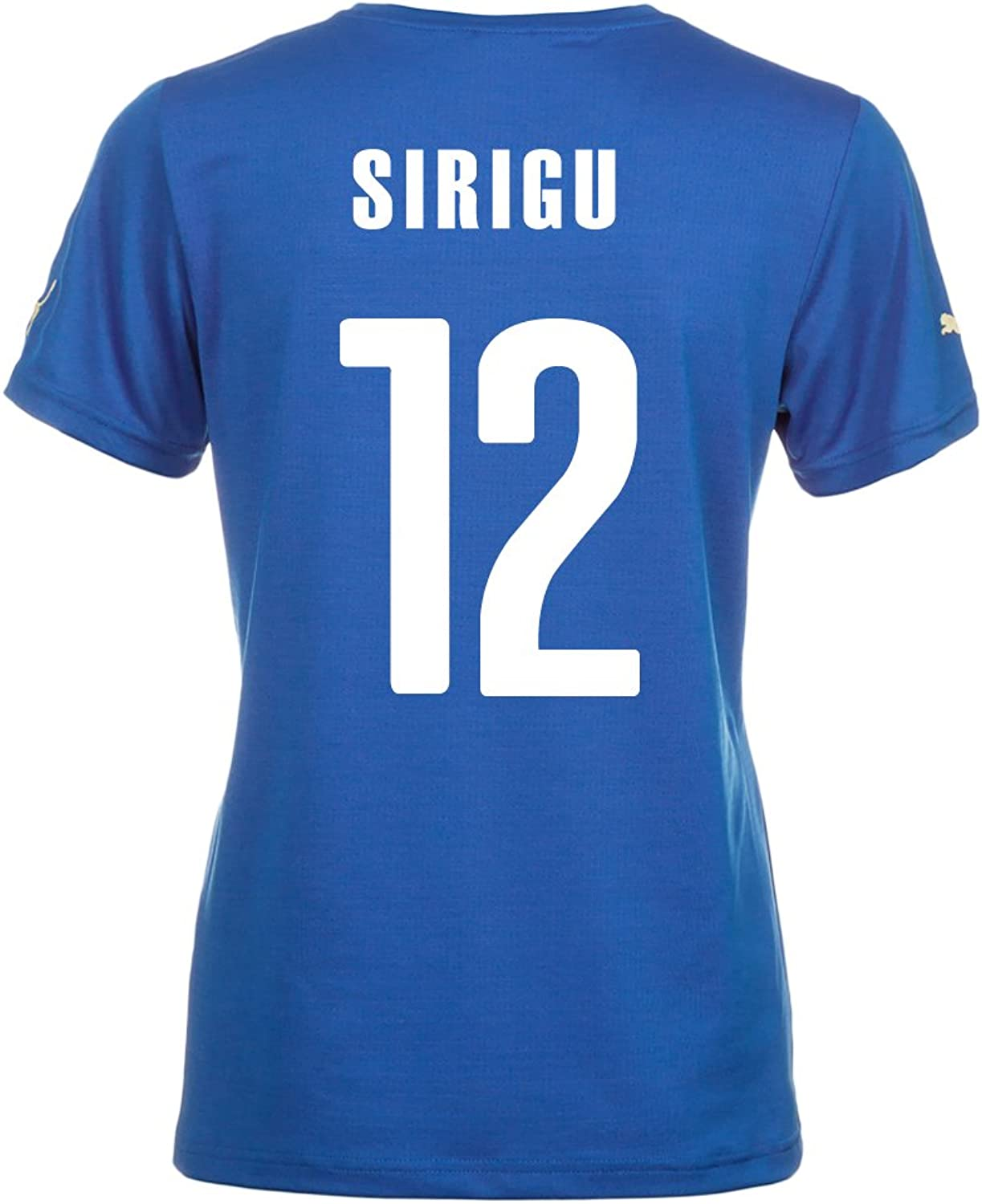Puma SIRIGU  12  Home Jersey World Cup 2014 (Women)