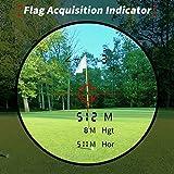 Zoom IMG-2 beaspire telemetro da golf laser
