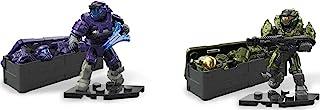 Mega Construx Probuilders Halo Spartan Armorst Customizer Pack