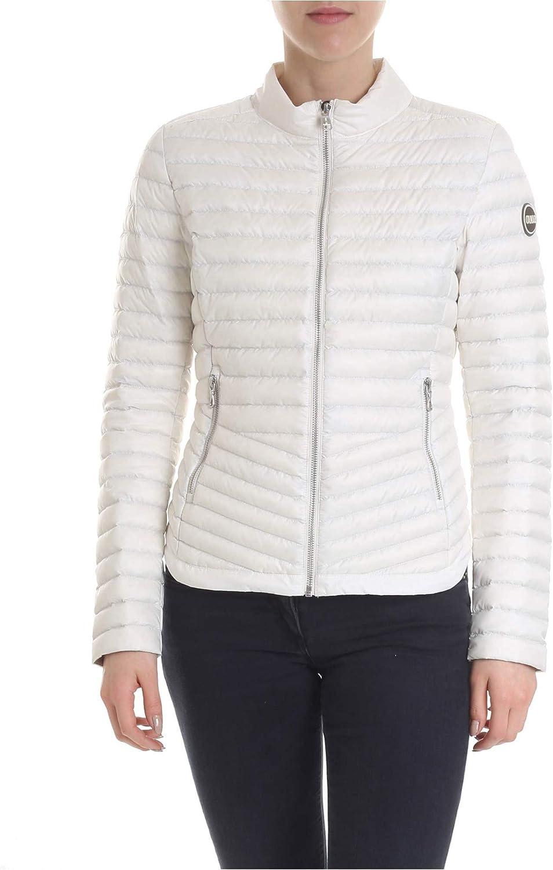 COLMAR ORIGINALS Women's 2141R1MQ233 White Polyester Down Jacket