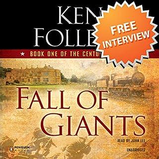 Ken Follett & John Lee Talk About Fall of Giants                   By:                                                                                                                                 Ken Follett,                                                                                        John Lee                               Narrated by:                                                                                                                                 Diana Dapito                      Length: 11 mins     904 ratings     Overall 4.0