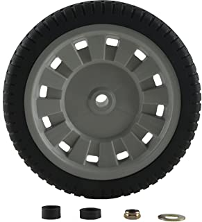arnold 8 universal plastic wheel with adapters