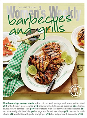 Barbecues and Grills (The Australian Women's Weekly: New Essentials)