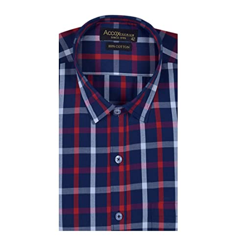 e5ef9d9b Men's Check Shirts: Buy Men's Check Shirts Online at Best Prices in ...