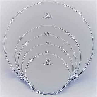 UKS Audio Mesh Drum Heads Silent FUSION Pro Pack 2-Ply 10