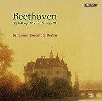 ベートーヴェン:七重奏曲Op.20,管楽六重奏曲Op.71