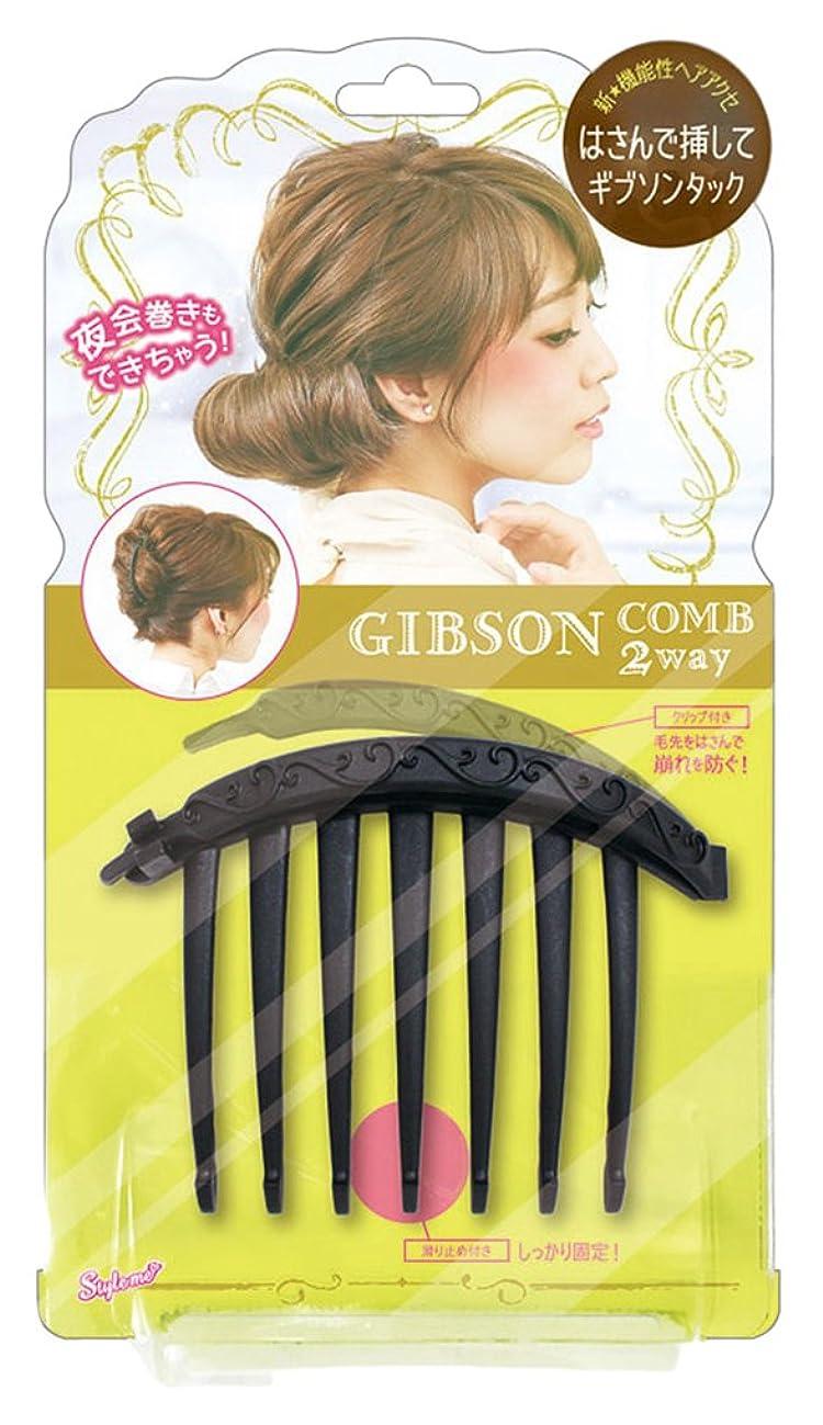 衣類酸度あなたのものラッキーウィンク ギブソンコーム2way GCT680
