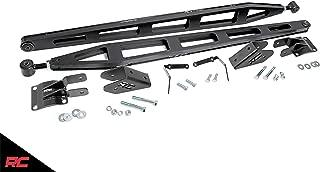 Rough Country Traction Bar Kit 2011-2019 Chevy Silverado GMC Sierra 2500HD 3500HD 4WD 11001