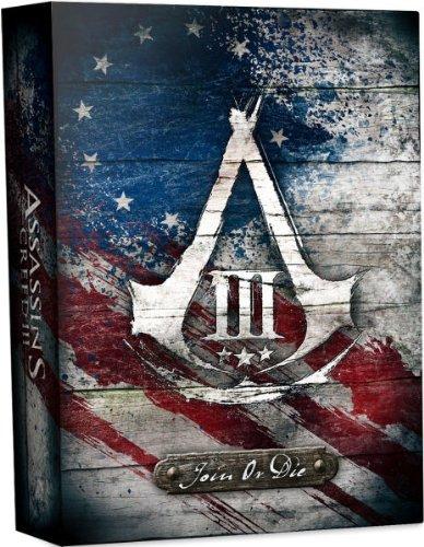 Ubisoft Assassins Creed III: Join or Die Edition, Xbox 360 Xbox 360 Alemán vídeo - Juego (Xbox 360, Xbox 360, Acción / Aventura, M (Maduro))