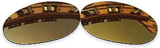 Lenses Replacement for Costa Del Mar Fathom Sunglass - Bronze MirrorCoat Polarized
