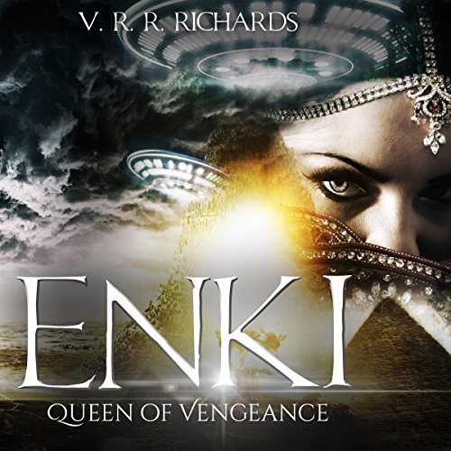 Enki: Queen of Vengeance audiobook cover art