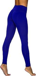 Unitop Women's Yoga Pants Tummy Control Workout Running Leggings