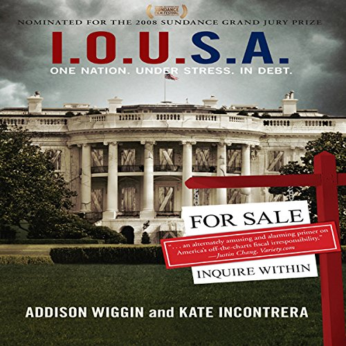 I.O.U.S.A. audiobook cover art