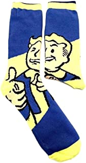 Fallout Adult Reversible Crew Socks