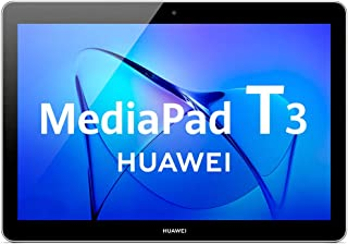 Huawei Mediapad T3 10 - Tableta 9.6 HD IPS WiFi Procesador Quad-Core Snapdragon 425 2GB RAM 16GB Memoria Interna Android 7 color Gris