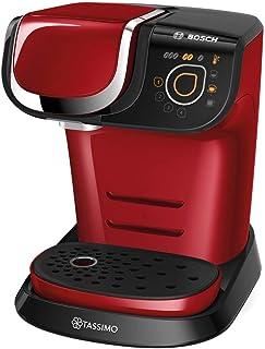 comprar comparacion Bosch TAS6003 TASSIMO My Way Cafetera de cápsulas, 1500 W, color rojo
