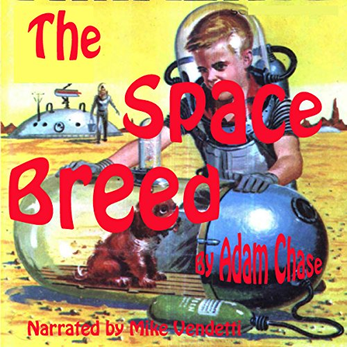 The Space Breed  By  cover art