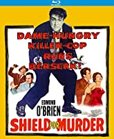 Shield for Murder/ [Blu-ray]