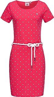 Peak Time Damen Jersey Sommerkleid Strandkleid L80022 XS-XL
