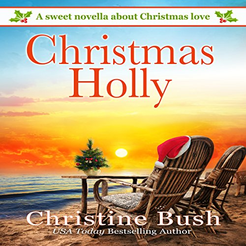 Christmas Holly audiobook cover art