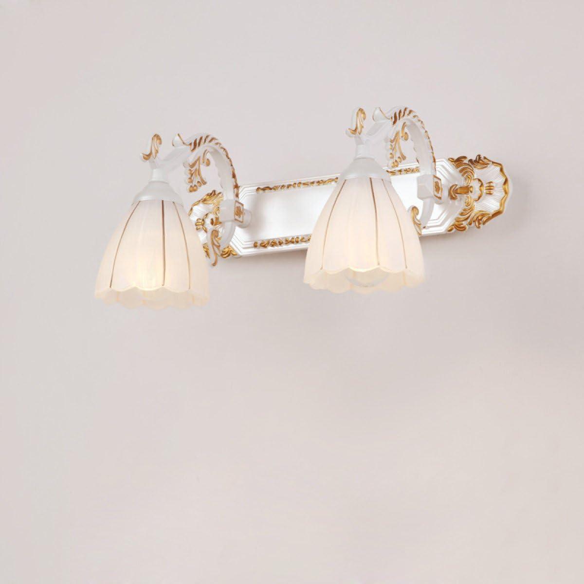 European Mirror Headlight Cabinet New color Elegant Bathroom LightsToilet