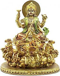 BangBangDa Hindu God Surya Idol Statue