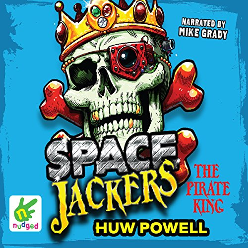 Spacejackers: The Pirate King Titelbild