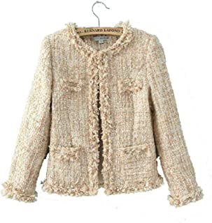Best pink boucle jacket Reviews