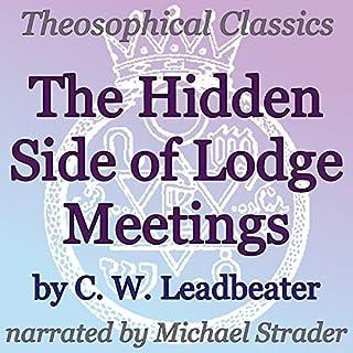 The Hidden Side of Lodge Meetings audiobook cover art