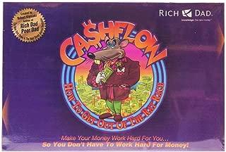 Cashflow 101 Board Game - Robert Kiyosaki Game Robert Kiyosaki Cashflow Board Game + FREE Expedited Shipping