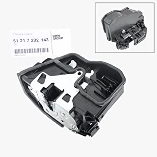 BMW Front Door Lock Actuator Mechanism Left Driver Side Genuine Original 51217202143